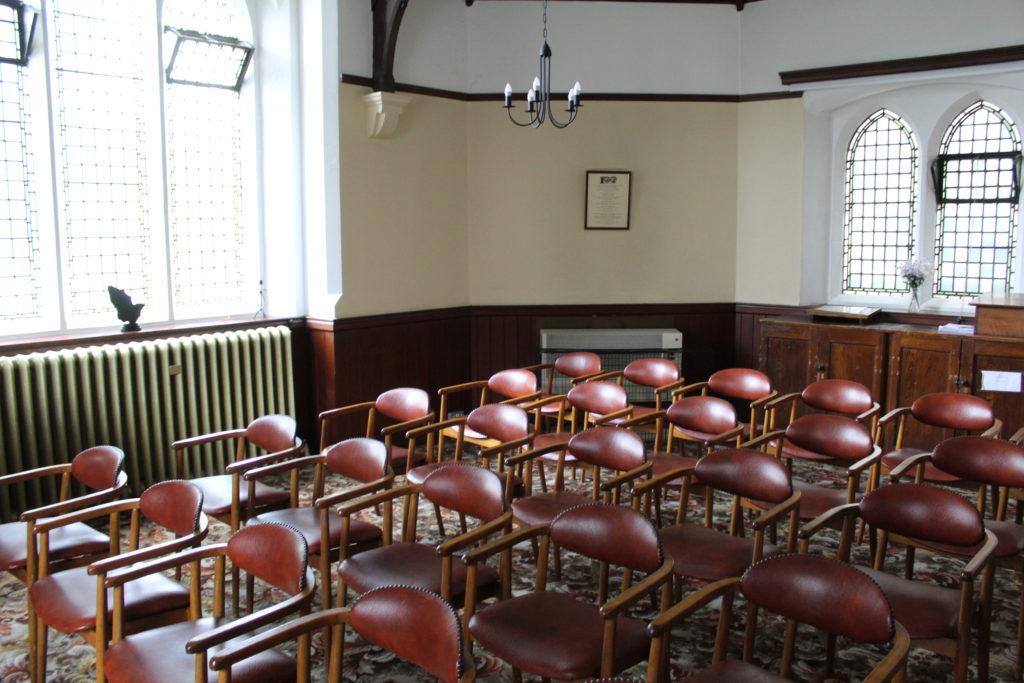 Headingley Methodist Church Parlour